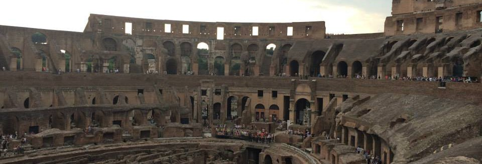 Rome: The Ancient City meeting the Modern World