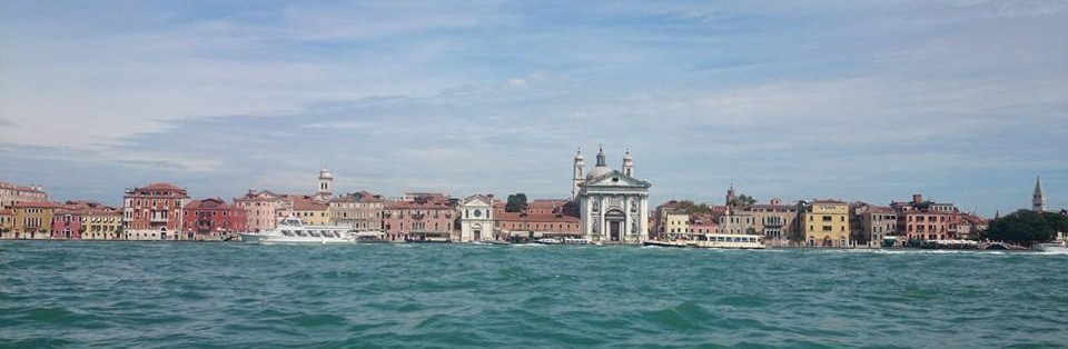 Venice: The Floating City.