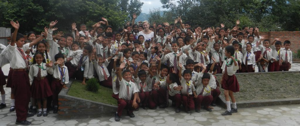 Travelling & Volunteering in Nepal