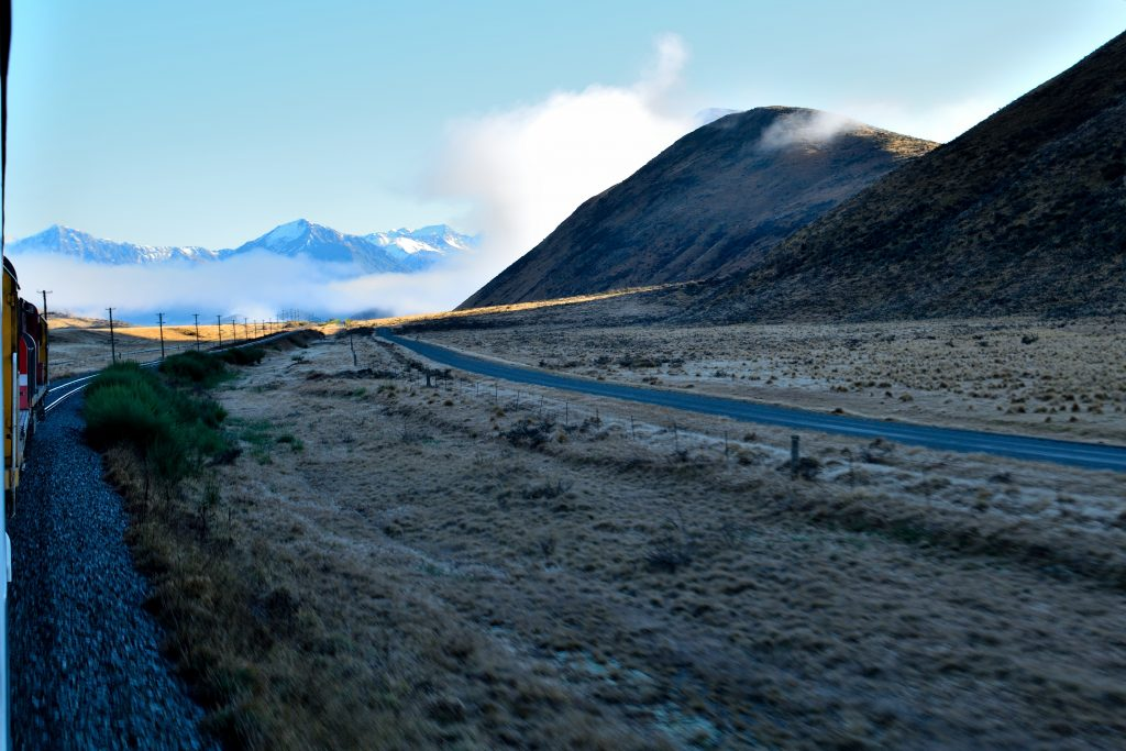 The TranzAlpine Express: One of the World's Great Journeys.