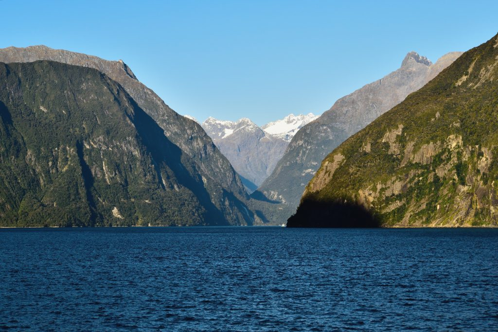 Milford Sound: The Journey is the destination