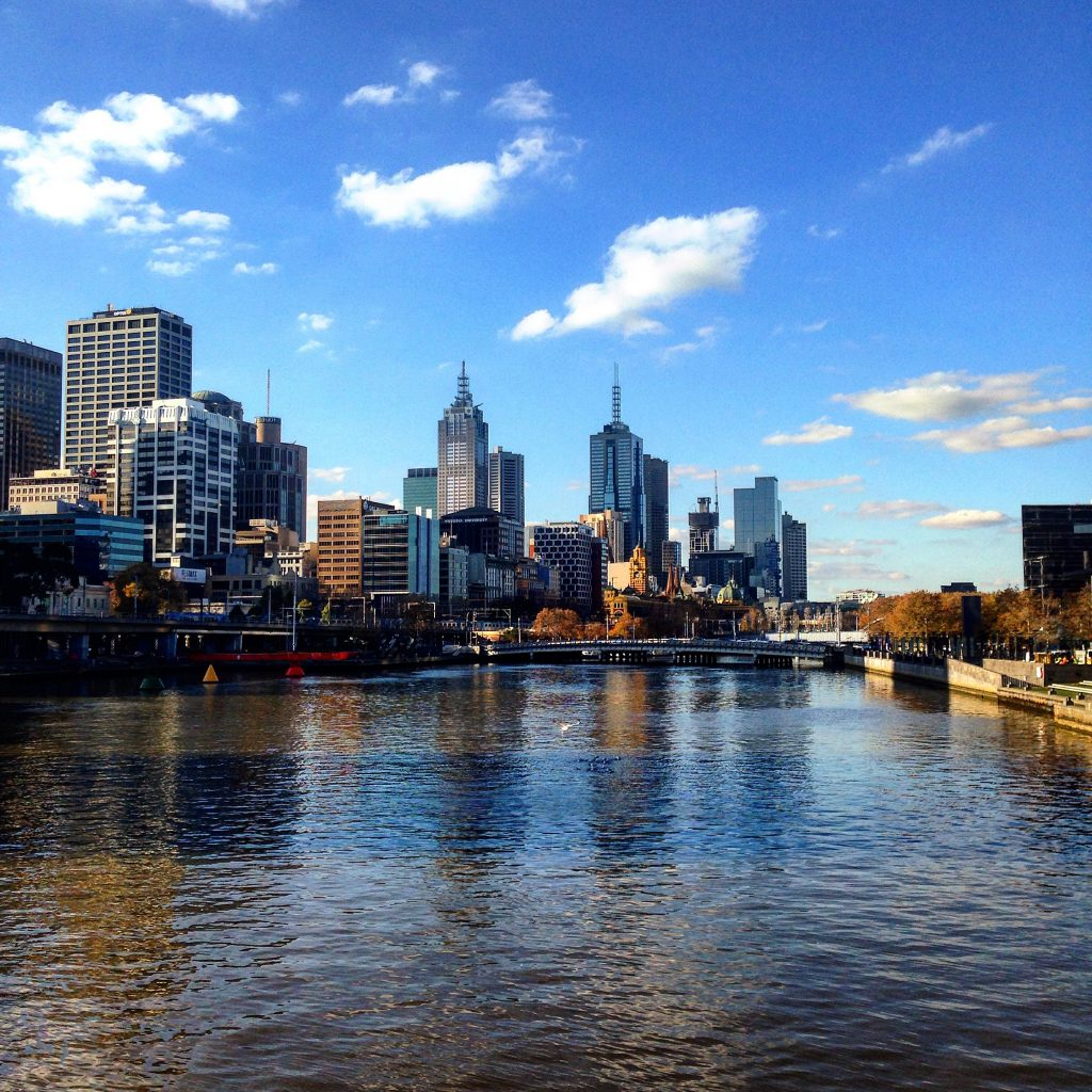 My Melbourne Bucket List