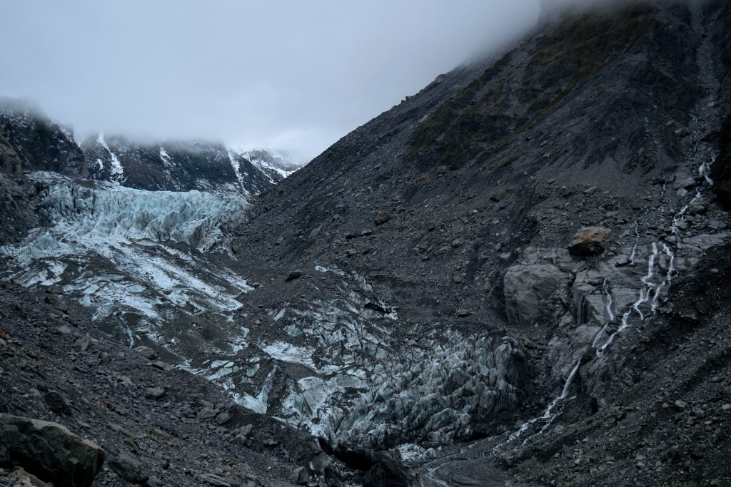 Walking on Glaciers – Fox Glacier