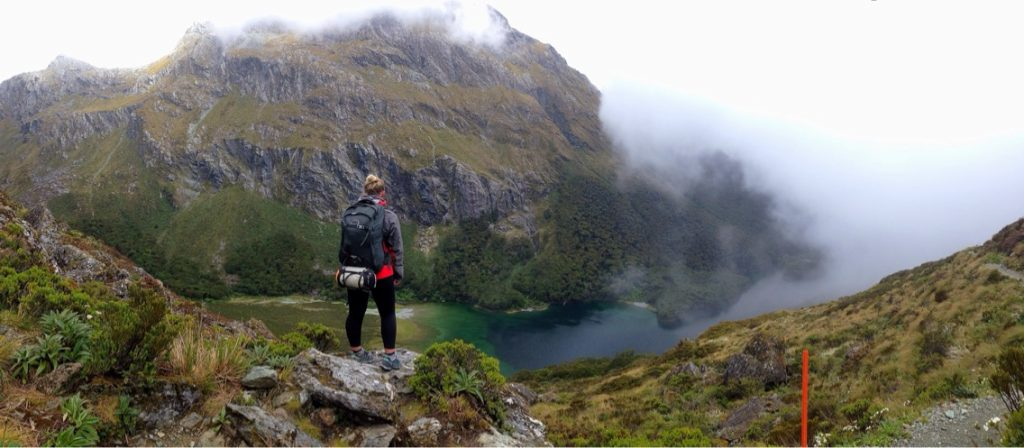 hikes in new zealand