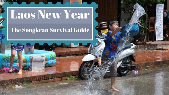 Laos New Year The Songkran Survival Guide