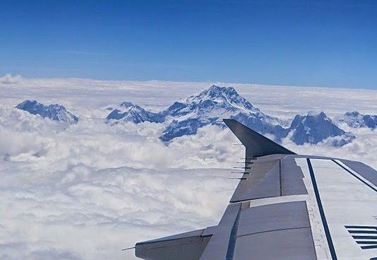 Plane Views Nepal