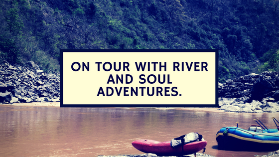 Going On Tour with River and Soul Adventures